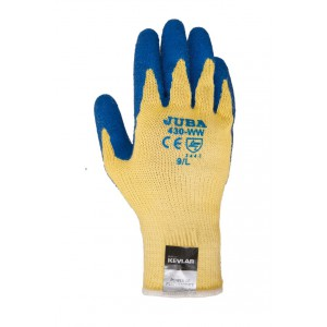 GUANTE JU KEVLAR/LATEX 430WW